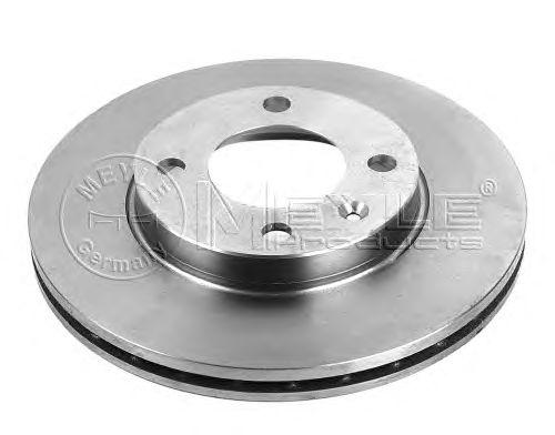 Тормозной диск MEYLE 115 521 1002