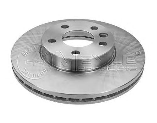 Тормозной диск MEYLE 115 521 1029