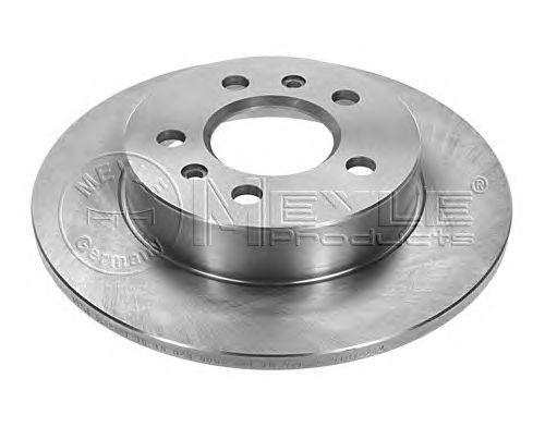 Тормозной диск MEYLE 16-15 523 0008