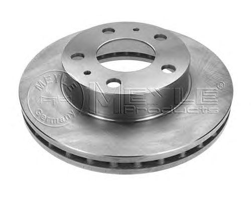 Тормозной диск MEYLE 215 521 0021