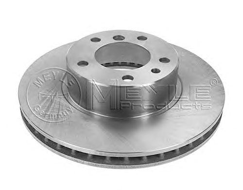 Тормозной диск MEYLE 315 521 3005