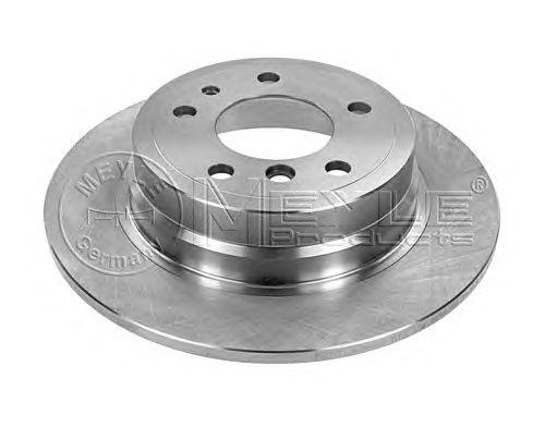 Тормозной диск MEYLE 315 523 3004