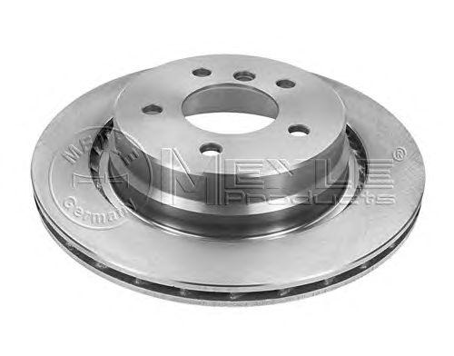 Тормозной диск MEYLE 315 523 3072