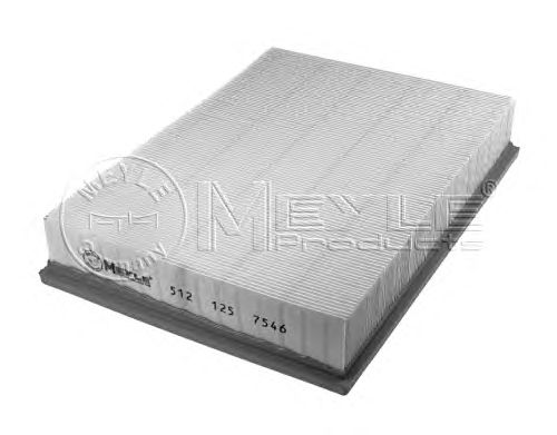 Воздушный фильтр MEYLE 512 125 7546