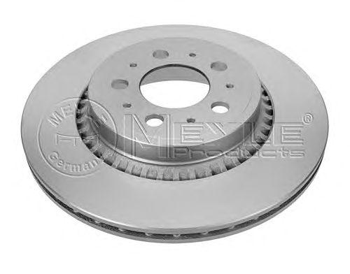 Тормозной диск MEYLE 515 523 0003/PD