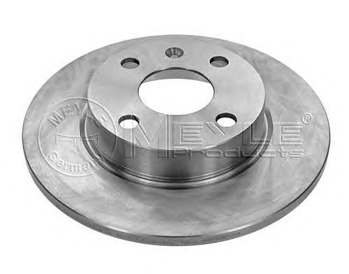 Тормозной диск MEYLE 615 523 6028