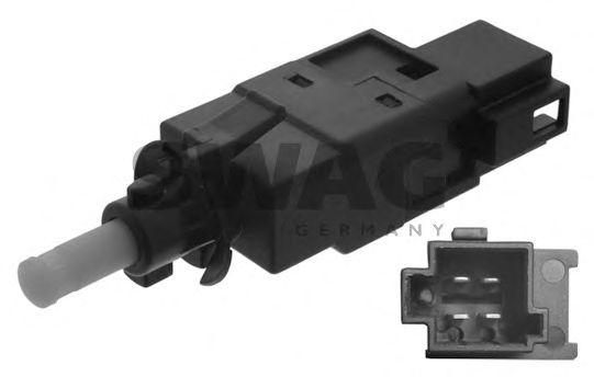 Выключатель фонаря сигнала торможения SWAG 10 93 6745