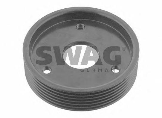 Шкив насоса гидроусилителя (ГУР) SWAG 60 92 9501