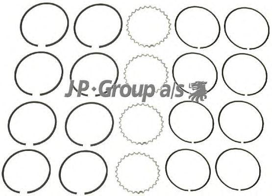 Поршневые кольца JP GROUP 8110300112