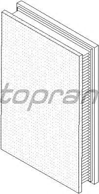 Воздушный фильтр TOPRAN 206 977