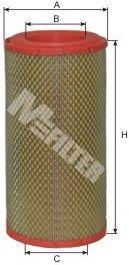 Воздушный фильтр MFILTER A 823