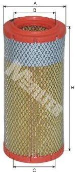 Воздушный фильтр MFILTER A 830