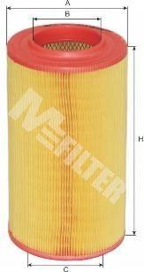 Воздушный фильтр MFILTER A 843