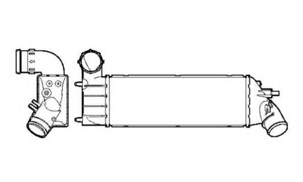 Интеркулер NRF 30853
