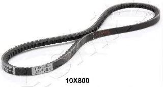 Клиновой ремень ASHIKA 109-10X800