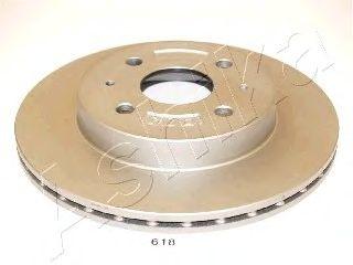 Тормозной диск ASHIKA 60-06-618