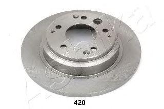 Тормозной диск ASHIKA 61-04-420
