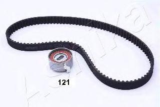 Комплект ремня ГРМ ASHIKA KCT121