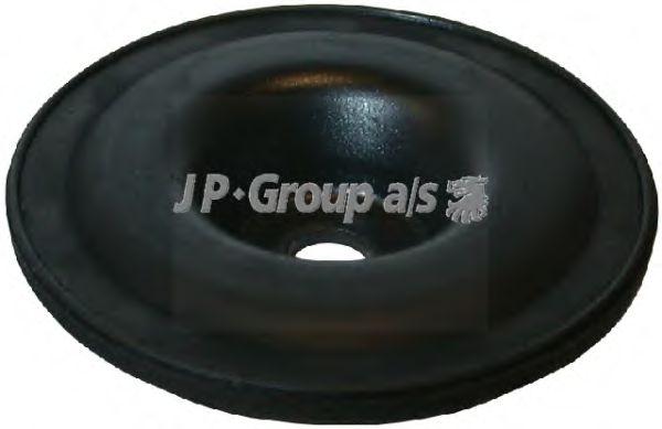 Опора стойки амортизатора JP GROUP 1242401800