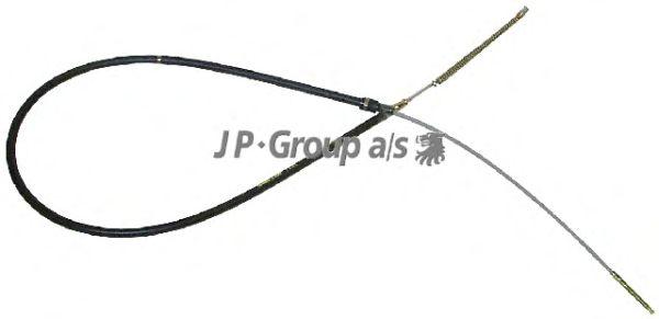 Трос ручника JP GROUP 1170301600