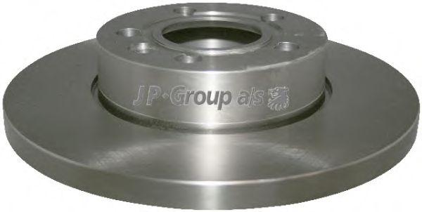 Тормозной диск JP GROUP 1163104600