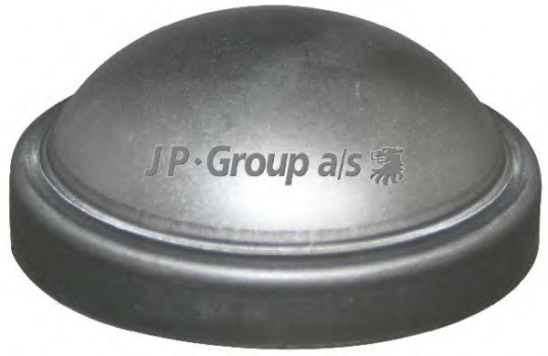 Предохранительная крышка, ступица колеса JP GROUP 1552000100