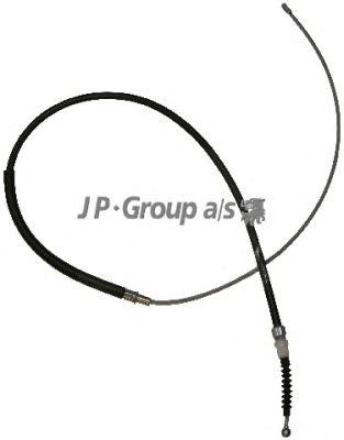 Трос ручника JP GROUP 1170302500