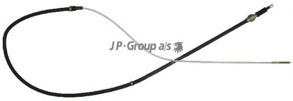 Трос ручника JP GROUP 1170303700