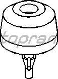 Втулка, листовая рессора TOPRAN 113 448
