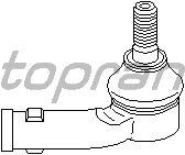 Наконечник рулевой тяги TOPRAN 110 239