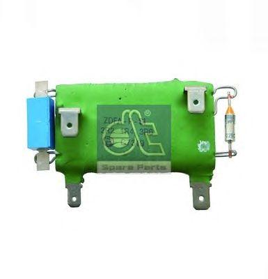 Реостат вентилятора отопителя DT 5.62050