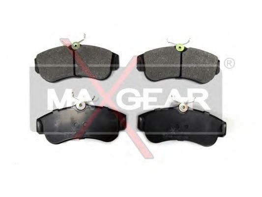 Тормозные колодки MAXGEAR 19-0544
