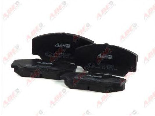 Тормозные колодки ABE C1G022ABE