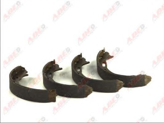 Тормозные колодки ручника ABE CRM010ABE