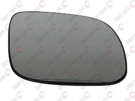 Стекло зеркала заднего вида BLIC 6102-02-1231131P