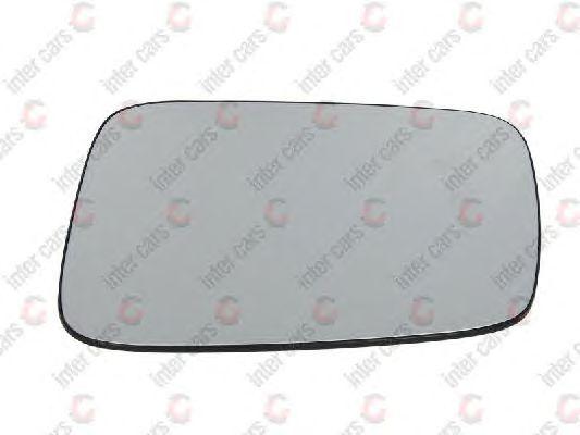 Стекло зеркала заднего вида BLIC 6102-02-1231981P