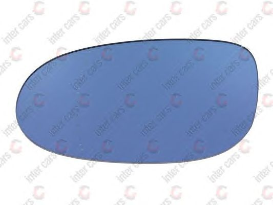 Стекло зеркала заднего вида BLIC 6102-02-1233552P