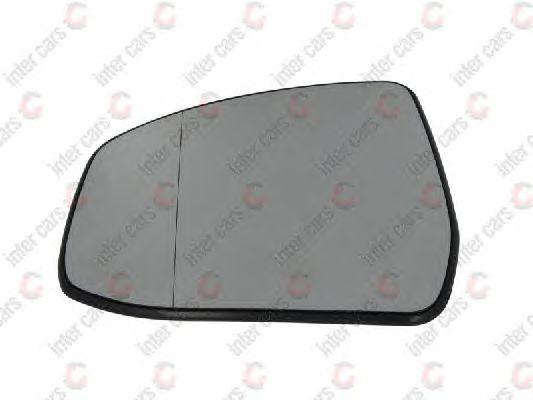 Стекло зеркала заднего вида BLIC 6102-02-1271371P