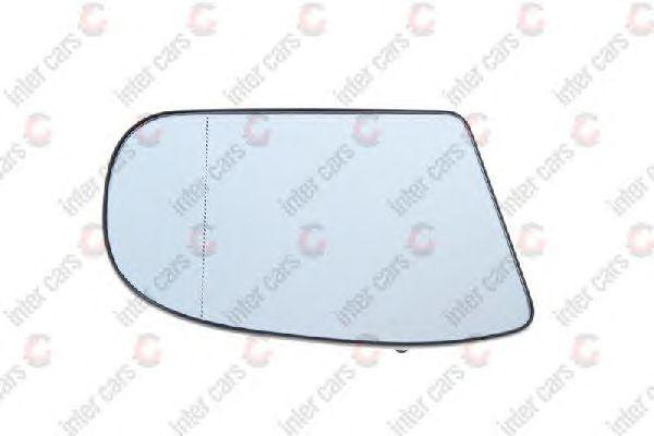 Стекло зеркала заднего вида BLIC 6102-02-1272532P