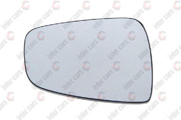 Стекло зеркала заднего вида BLIC 6102-02-1292592P