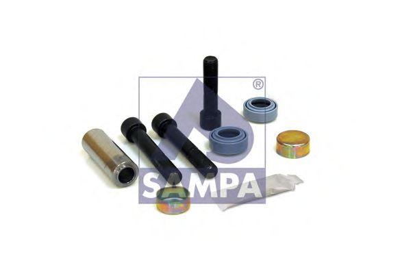 Ремкомплект суппорта SAMPA 095.628