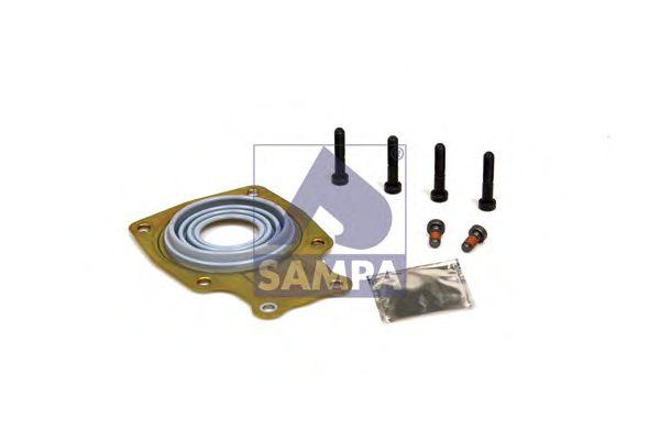 Ремкомплект суппорта SAMPA 095.650