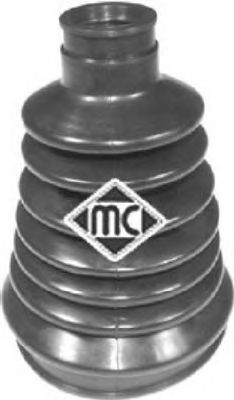 Пыльник ШРУСА Metalcaucho 01432