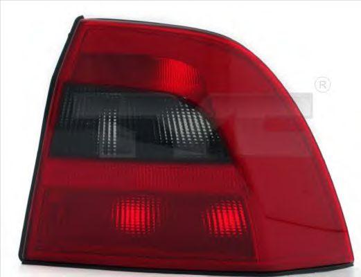 Задний фонарь TYC 11-0325-01-2