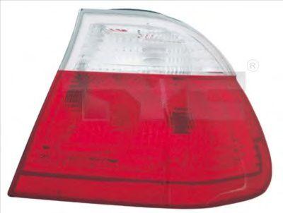 Задний фонарь TYC 11-5916-11-2