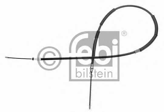 Трос ручника FEBI BILSTEIN 17905