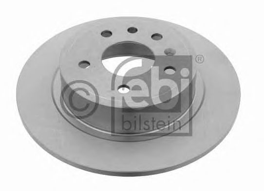 Тормозной диск FEBI BILSTEIN 23551