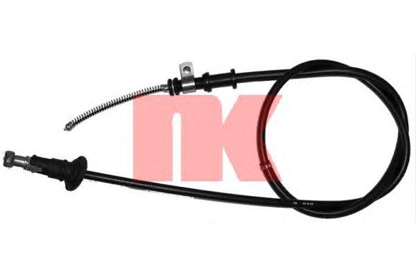 Трос ручника NK 903005