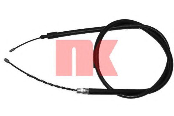 Трос ручника NK 903760