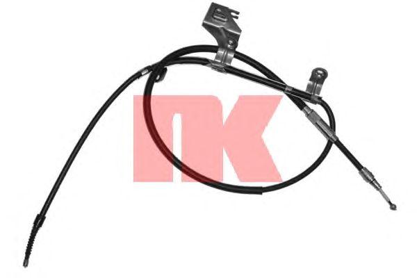 Трос ручника NK 904793